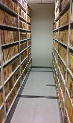 Field Book Archives, Seattle Public Utilities Land Survey Office